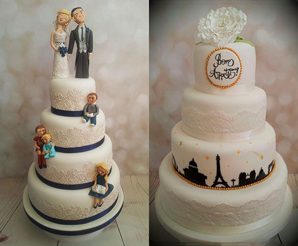 Octobers Latest Cakes…