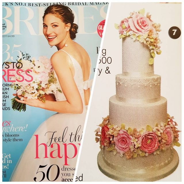 Our Alice Cake is in the MayJune edition of Condehellip