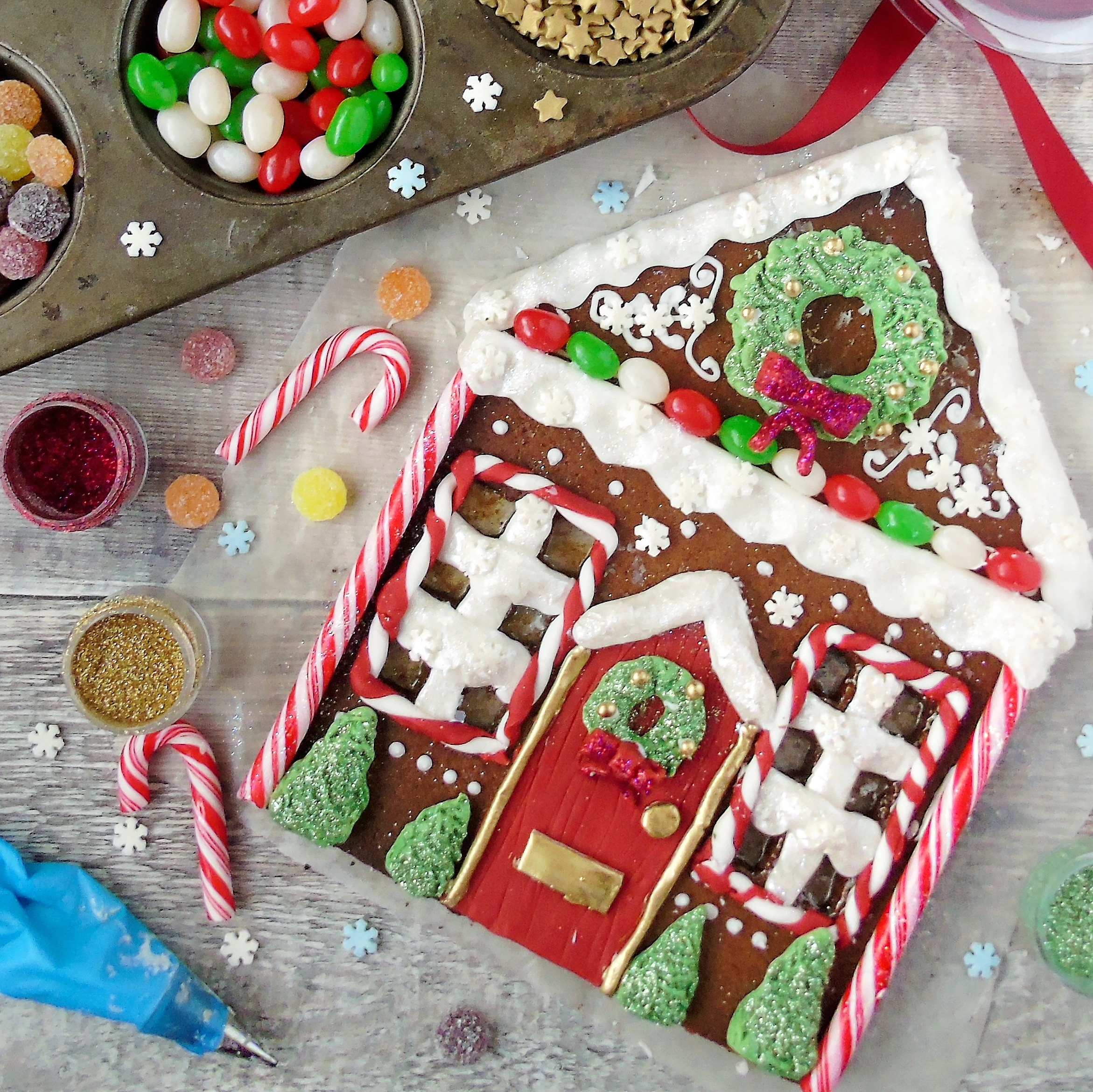 Free gingerbread demonstrations this November!
